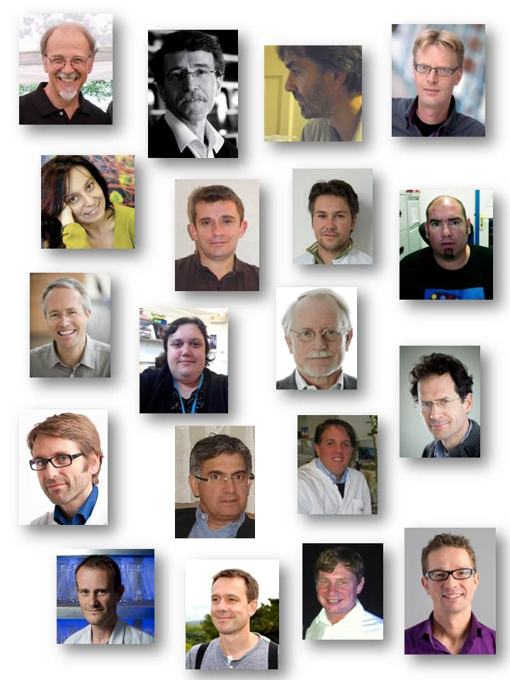 Invited Speakers 2015